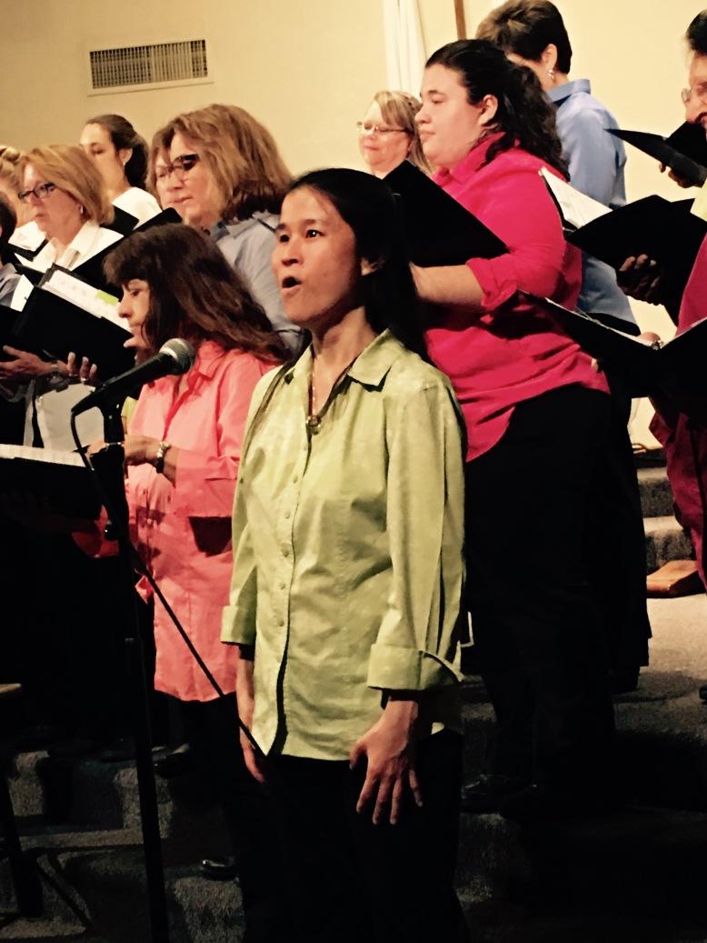 Diana Valley Women's Ensemble Performance