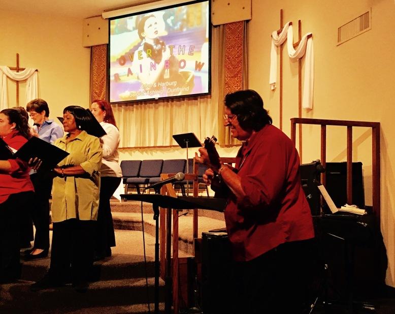 Jane Valley Women's Ensemble Performance