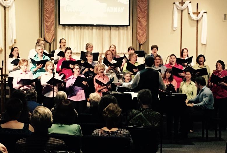 Valley Women's Ensemble Performance Phoenix